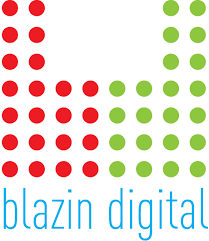 Blazin Digital logo
