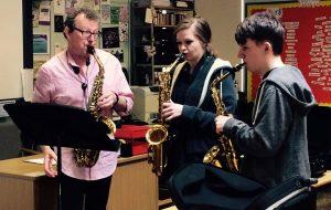 Sax trio WW