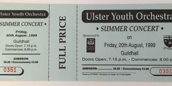 1999 ticket
