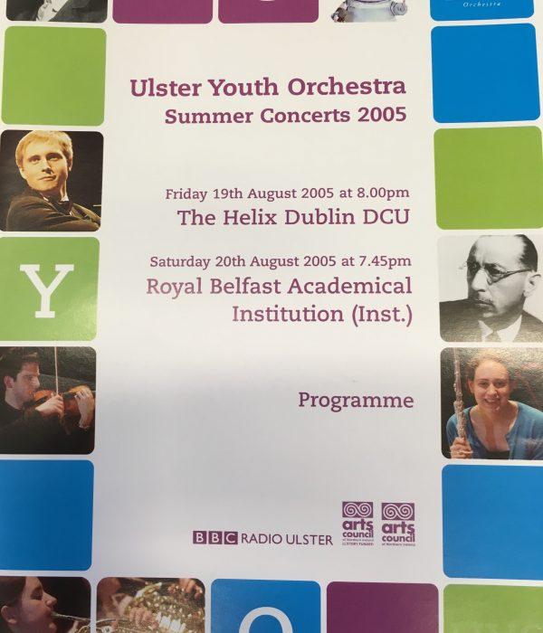 2005 programme