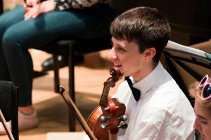 Samuel Violin