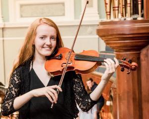 Georgia Violin