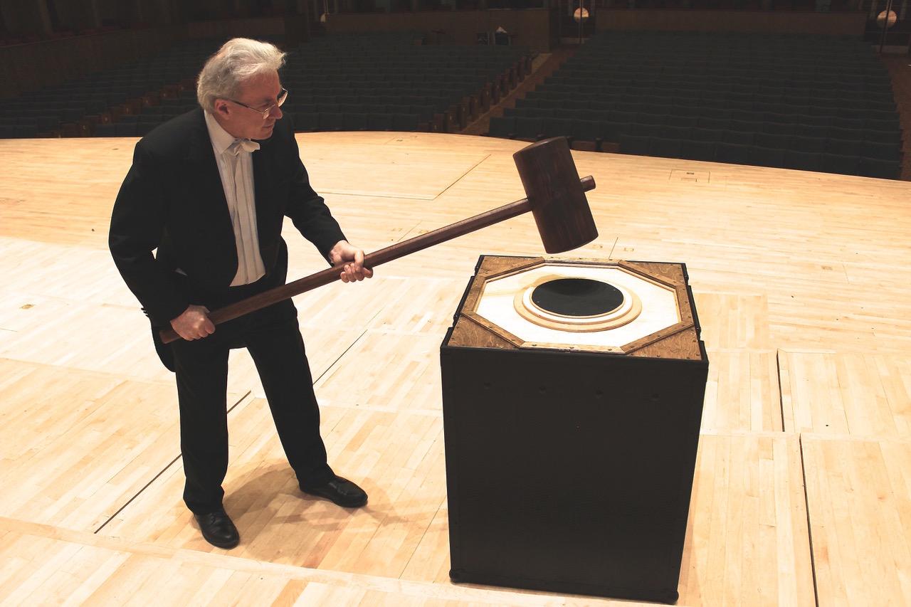 Graham Johns - Percussion